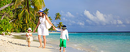 Cook Islands mit Kindern