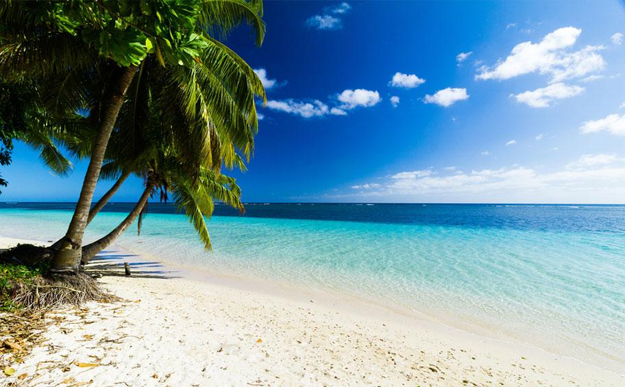 Die schönsten Strände von Samoa