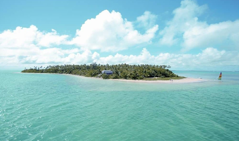 Fafa Island Trauminsel für Tonga Honeymoon