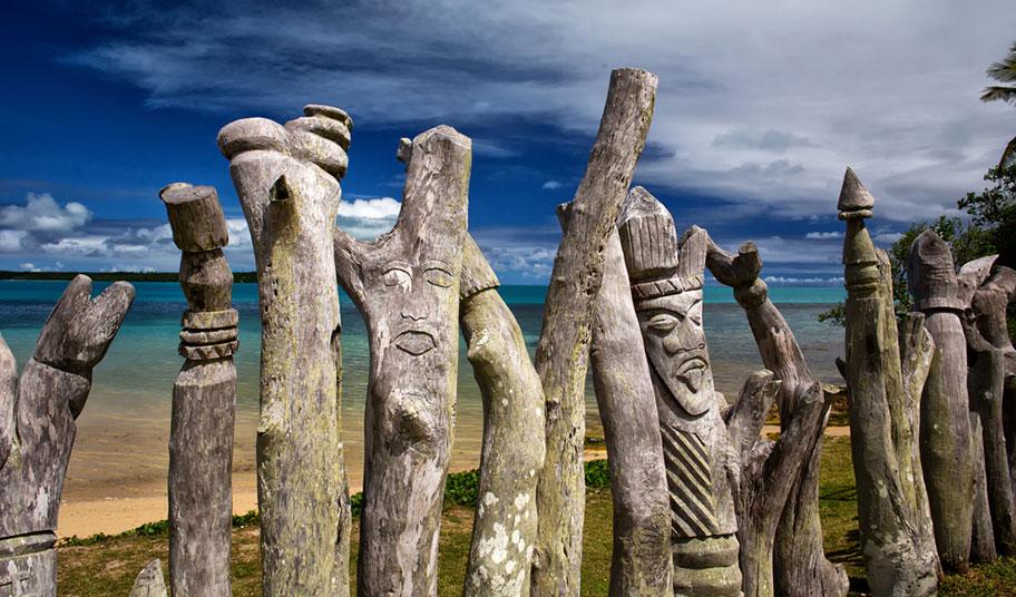 Gedenkstätte Neukaledonien