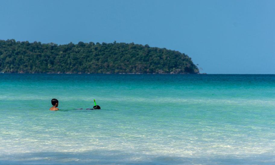 Samoa Reisen mit Kindern Schnorcheln