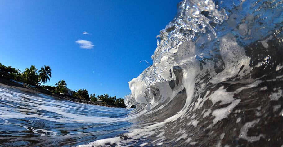 Reisetipps Französisch Polynesien Surfen