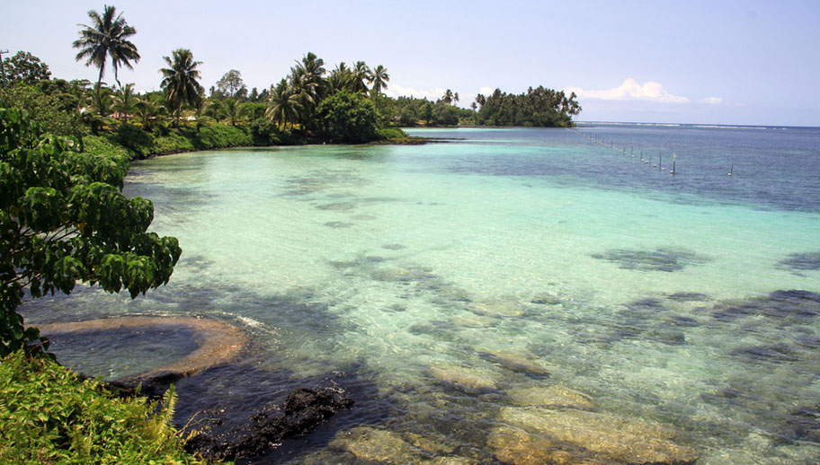 Upolu Strand Samoa