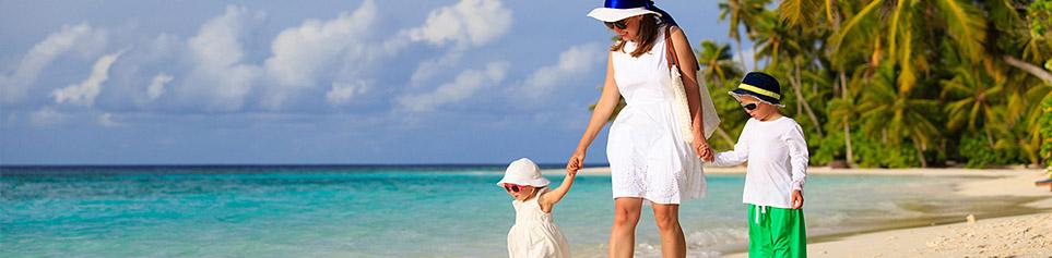 Samoa Reisen mit Kinder