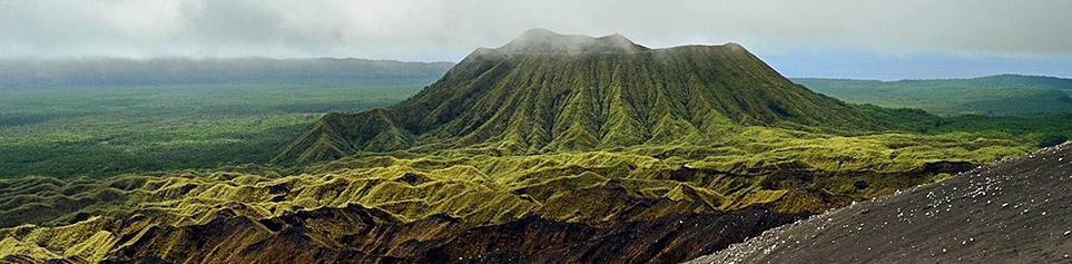 Vulkane Vanuatu